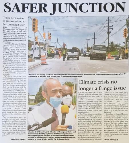 Safer Junction